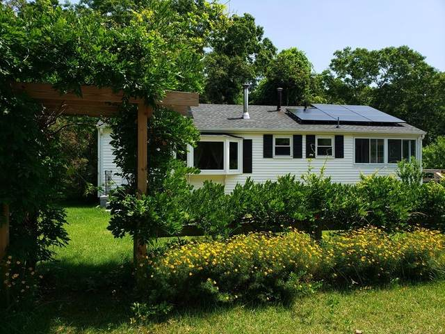 23 Silver Birch Ave, Plymouth, MA 02360 (MLS #72664843) :: Trust Realty One