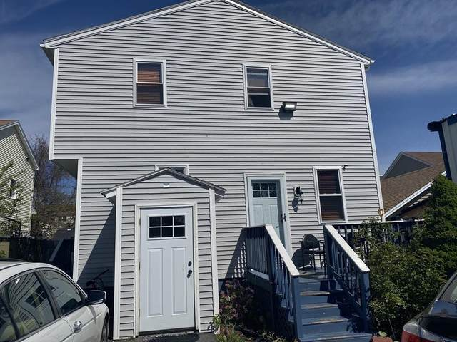 22 Milville Ave #22, Lawrence, MA 01841 (MLS #72664963) :: Exit Realty