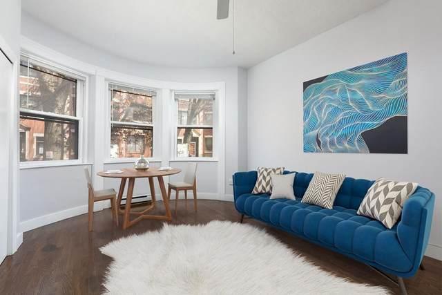 15 Keswick #1, Boston, MA 02215 (MLS #72664984) :: Westcott Properties