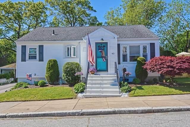 43 Harding Street, Fall River, MA 02720 (MLS #72665067) :: Maloney Properties Real Estate Brokerage
