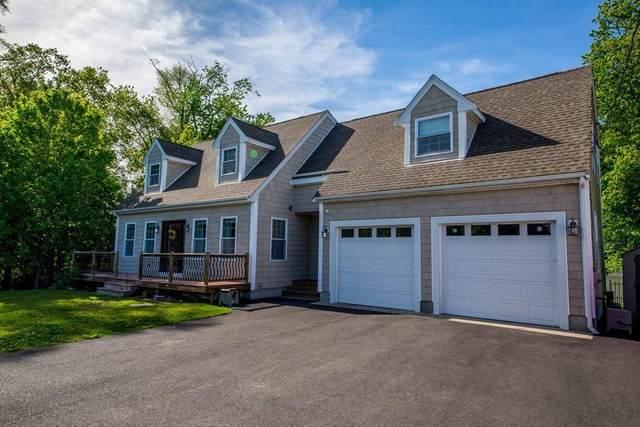 1017 Monterey Street, New Bedford, MA 02745 (MLS #72665079) :: Charlesgate Realty Group