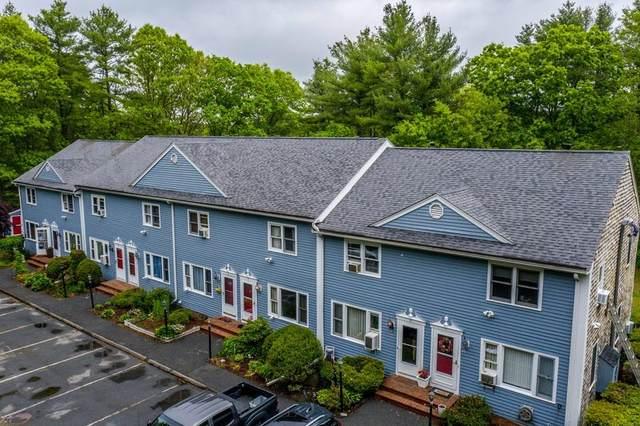 40 Gatsby Drive #3, Raynham, MA 02767 (MLS #72665115) :: Maloney Properties Real Estate Brokerage