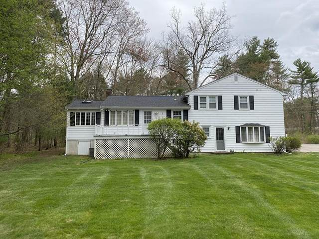 156 Granite Street, Medfield, MA 02052 (MLS #72665177) :: Maloney Properties Real Estate Brokerage