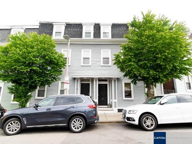 24 Emerson Street #2, Boston, MA 02127 (MLS #72665183) :: Maloney Properties Real Estate Brokerage