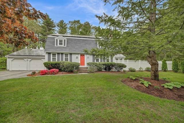 56 Neal St, Walpole, MA 02081 (MLS #72665192) :: Maloney Properties Real Estate Brokerage