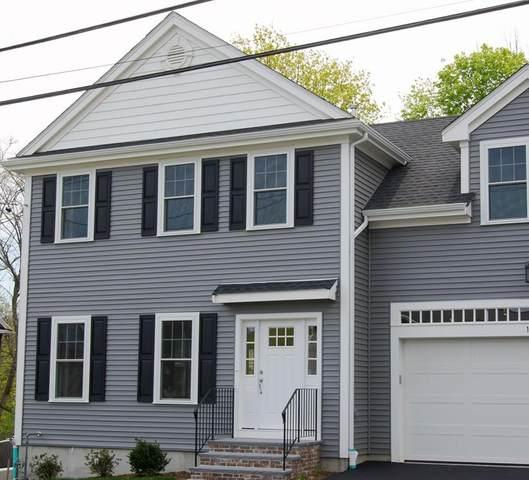 1 Mission Way #1, Canton, MA 02021 (MLS #72665197) :: Maloney Properties Real Estate Brokerage