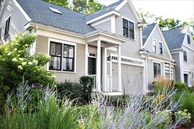 9 Wadsworth Ln #9, Wayland, MA 01778 (MLS #72665201) :: Maloney Properties Real Estate Brokerage