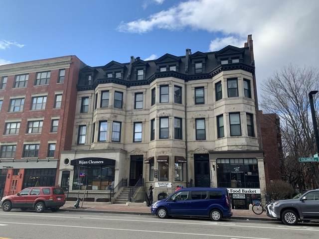 563-565 Columbus Ave C2 And C3, Boston, MA 02118 (MLS #72665226) :: Maloney Properties Real Estate Brokerage