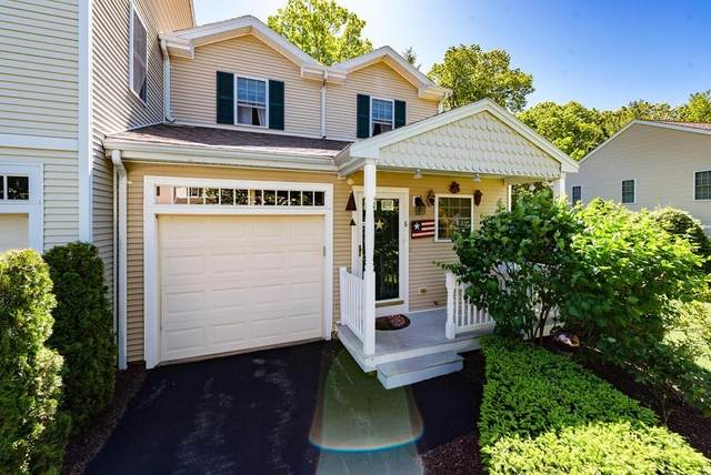 8 Sycamore #8, Middleboro, MA 02346 (MLS #72665232) :: Maloney Properties Real Estate Brokerage