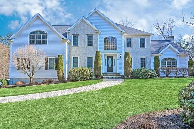 14 Pond View Road, Holliston, MA 01746 (MLS #72665244) :: Maloney Properties Real Estate Brokerage