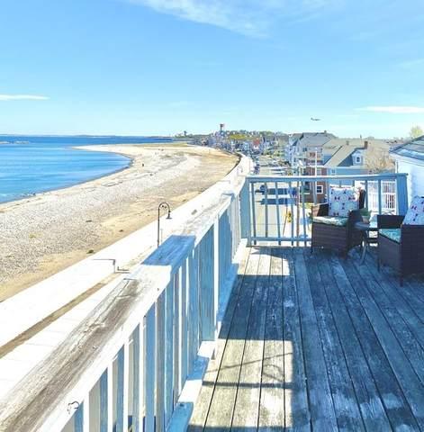 203 Winthrop Shore Dr #7, Winthrop, MA 02152 (MLS #72665249) :: Maloney Properties Real Estate Brokerage