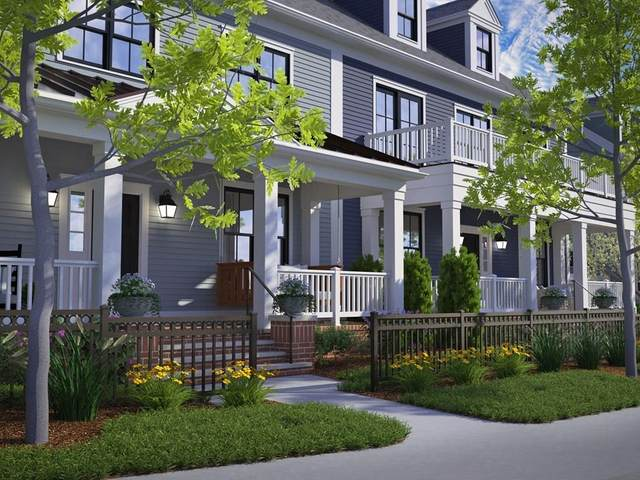 25 Revolution Way 13-1, Canton, MA 02021 (MLS #72665265) :: Maloney Properties Real Estate Brokerage