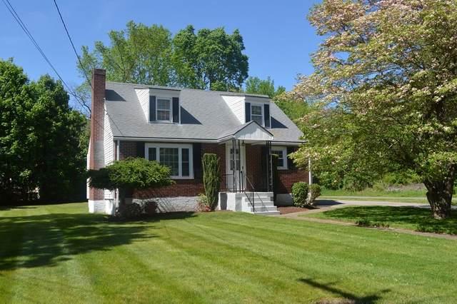 31 Elm St, Bellingham, MA 02019 (MLS #72665273) :: Maloney Properties Real Estate Brokerage