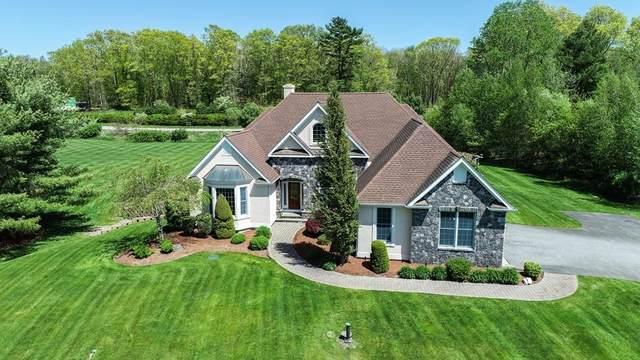 131 Cameron Way, Rehoboth, MA 02769 (MLS #72665277) :: Maloney Properties Real Estate Brokerage