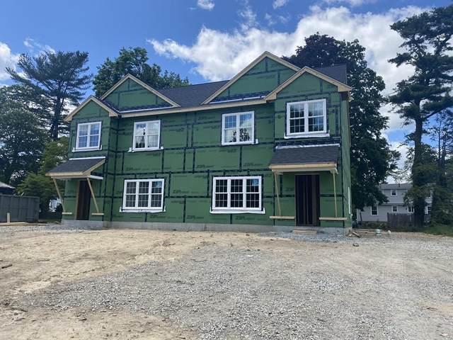 90 Belmont Street B, Taunton, MA 02780 (MLS #72665278) :: Maloney Properties Real Estate Brokerage