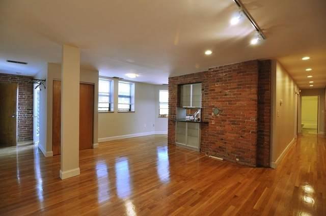 95 Gainsborough St #408, Boston, MA 02115 (MLS #72665309) :: Westcott Properties