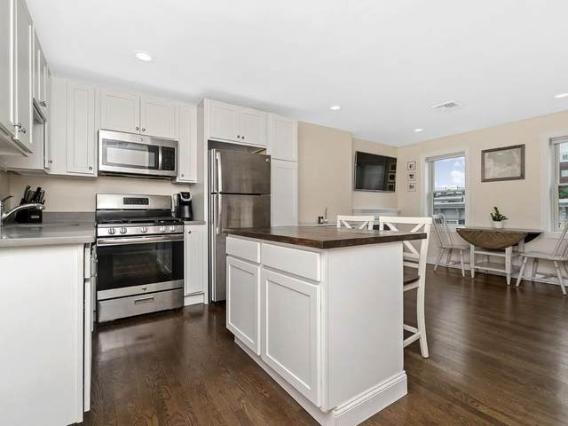 48 Mystic Street #3, Boston, MA 02129 (MLS #72665396) :: Westcott Properties