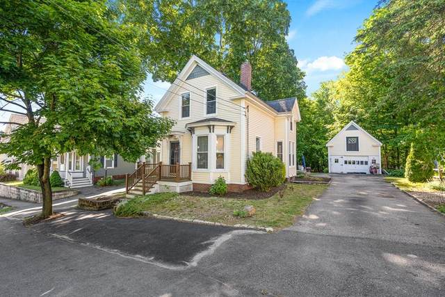 54 S Pine Street, Haverhill, MA 01835 (MLS #72665415) :: The Gillach Group