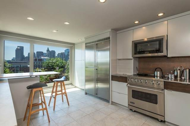 357 Commercial St #720, Boston, MA 02109 (MLS #72665424) :: The Duffy Home Selling Team
