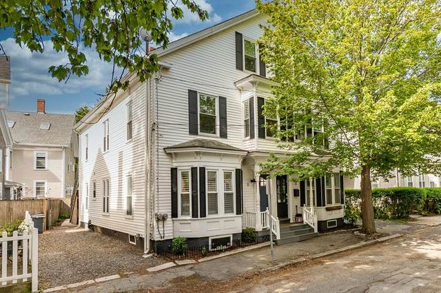 8 Garden St #2, Newburyport, MA 01950 (MLS #72665445) :: Kinlin Grover Real Estate