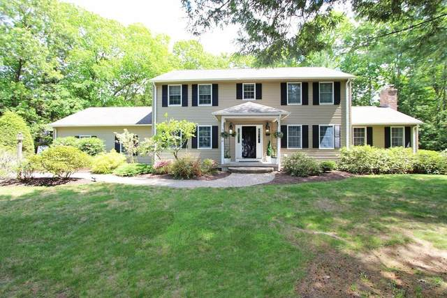 41 Ashley Circle, Easthampton, MA 01027 (MLS #72665509) :: Welchman Real Estate Group