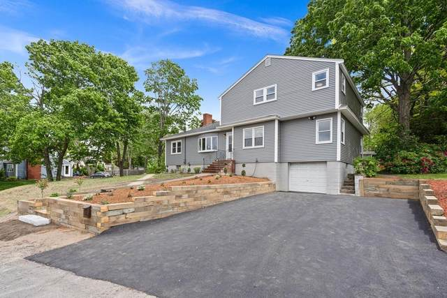 485 Wood Lane, North Andover, MA 01845 (MLS #72665532) :: Exit Realty