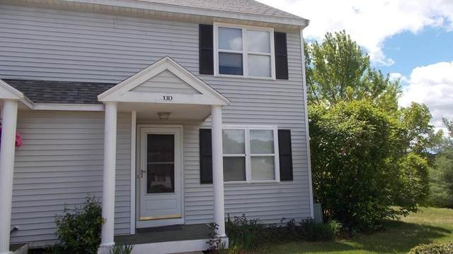 13 West Hill D, Westminster, MA 01473 (MLS #72665554) :: Conway Cityside