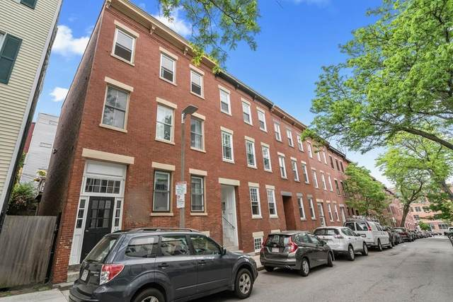 26 Mystic Street, Boston, MA 02129 (MLS #72665561) :: Westcott Properties