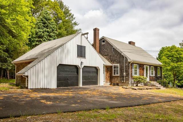 23 A Dwight Rd, Needham, MA 02492 (MLS #72665716) :: Kinlin Grover Real Estate