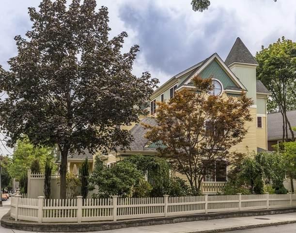 74 Putnam Avenue #1, Cambridge, MA 02139 (MLS #72665728) :: Charlesgate Realty Group