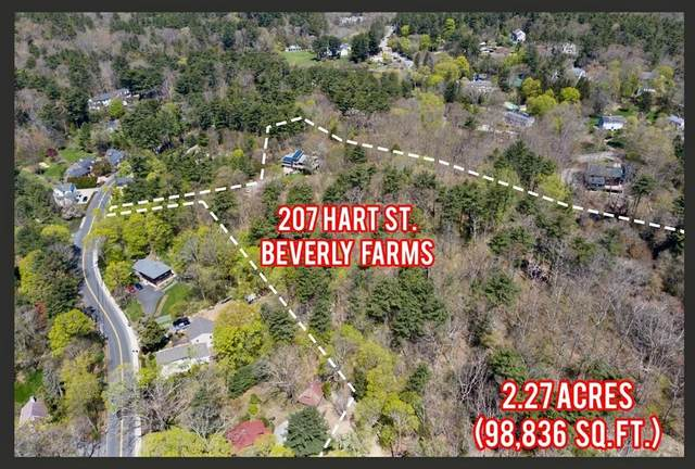 207 Hart St, Beverly, MA 01915 (MLS #72665732) :: Trust Realty One