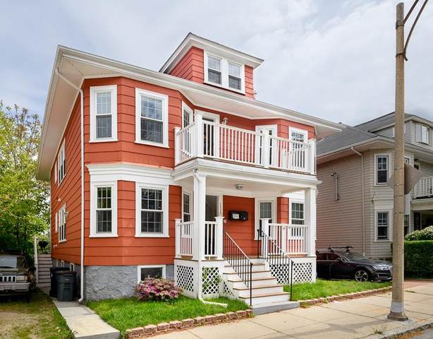 1554 Centre Street #1, Boston, MA 02131 (MLS #72665740) :: Berkshire Hathaway HomeServices Warren Residential