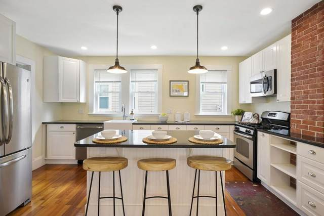 43 Thorndike St, Arlington, MA 02474 (MLS #72665805) :: Charlesgate Realty Group