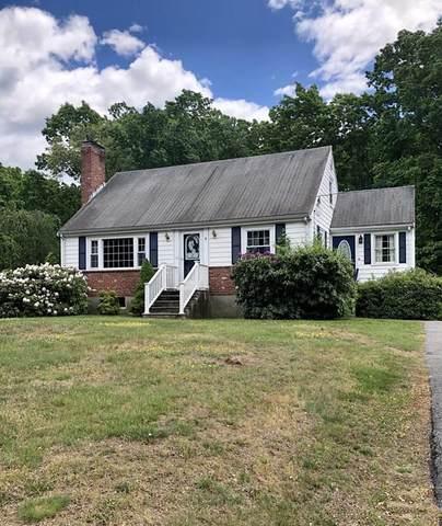 9 Pineridge Rd, Wilmington, MA 01887 (MLS #72665833) :: Welchman Real Estate Group