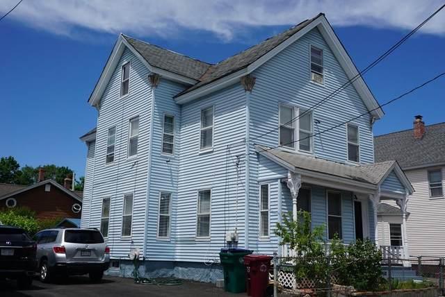 73 Hastings St, Lowell, MA 01851 (MLS #72665859) :: Welchman Real Estate Group