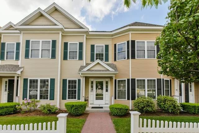 215 Harvard St #19, Medford, MA 02155 (MLS #72665917) :: Charlesgate Realty Group