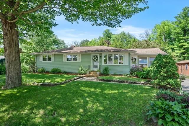 101 Blueberry Ln, East Brookfield, MA 01515 (MLS #72665931) :: Westcott Properties