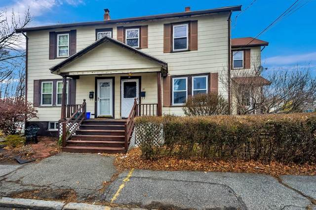 28-30 Wade Ave. #30, Woburn, MA 01801 (MLS #72665960) :: Exit Realty