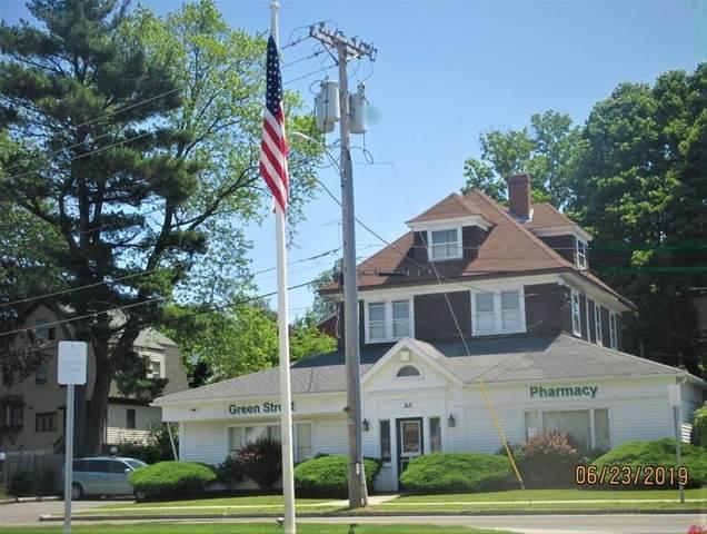 35 Green Street, Melrose, MA 02176 (MLS #72665978) :: Berkshire Hathaway HomeServices Warren Residential