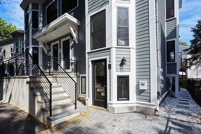 384 Windsor #1, Cambridge, MA 02141 (MLS #72665998) :: The Seyboth Team