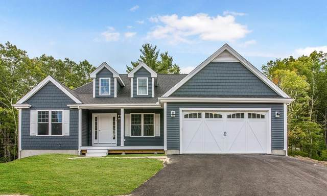 163 Copperwood Road, Pembroke, MA 02359 (MLS #72666071) :: Dot Collection at Access