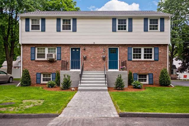 1 Oregon Ave #1, Woburn, MA 01801 (MLS #72666089) :: Exit Realty