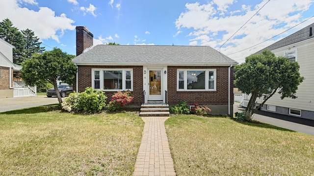 70 Willow St, Waltham, MA 02453 (MLS #72666162) :: Revolution Realty