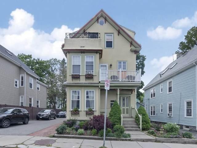 29 Cohasset St #1, Boston, MA 02131 (MLS #72666199) :: Berkshire Hathaway HomeServices Warren Residential