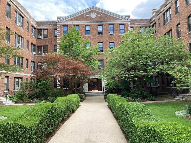64 Queensberry St #222, Boston, MA 02215 (MLS #72666249) :: Berkshire Hathaway HomeServices Warren Residential