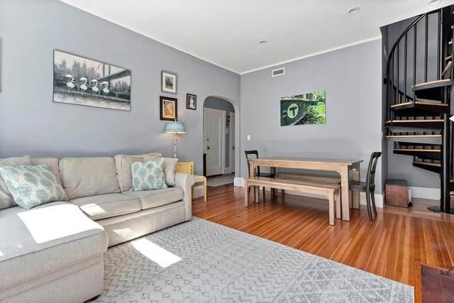 41 Addington Rd #3, Brookline, MA 02445 (MLS #72666343) :: Berkshire Hathaway HomeServices Warren Residential