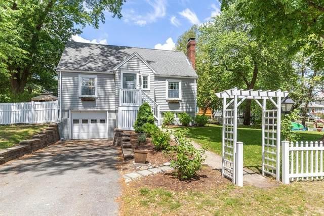 44 Heywood Ave, Melrose, MA 02176 (MLS #72666347) :: Berkshire Hathaway HomeServices Warren Residential