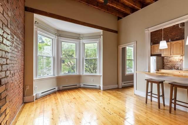 65 Gates St #103, Boston, MA 02127 (MLS #72666383) :: Berkshire Hathaway HomeServices Warren Residential