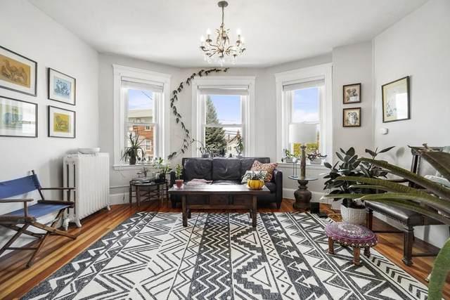 23 Breed Street #2, Boston, MA 02128 (MLS #72666393) :: Berkshire Hathaway HomeServices Warren Residential