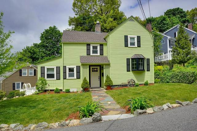 8 Hilltop Parkway, Woburn, MA 01801 (MLS #72666395) :: Exit Realty